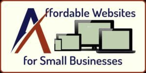Affordable Websites for Small Businesses Logo