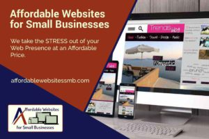 Affordable Websites for Small Businesses Social